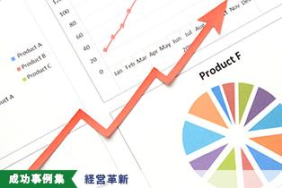 成功事例集 > 経営革新